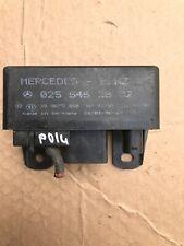 Glow Plug Relay/Control Unit For Mercedes Benz Sprinter 95>/C-Class/Vito