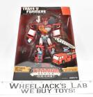 Optimus Prime Titanium Die-Cast 2006 Transformers Universe Hasbro Action Figure For Sale