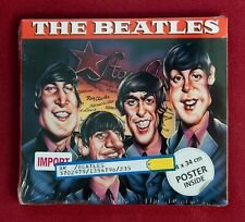 The Beatles! Last Night In Hamburg CD! Poster Included! GERMAN IMPORT 1999