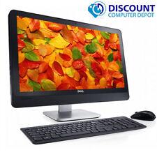 """Dell Optiplex 9010 23"""" All In One Computer i5 3.3GHz 8GB 500GB Windows 10 Pro"""