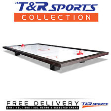 2018 New Design 8FT Air Hockey Top with Fan for Dining Pool Billiard Table