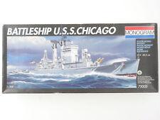 Monogram 75005 US Navy Kriegsschiff USS Chicago 1/500 NEU! OVP 1606-10-66