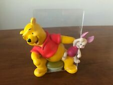 Disney Vintage Collectables - Winnie The Pooh Picture Frame Figurine