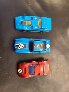 Hotwheels Redlines Sizzlers Lot of 3 Cars As-Is Untested