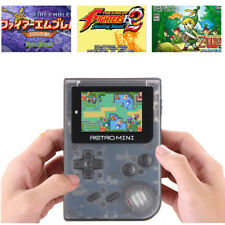Classic Entertainment Console Retro Mini Handheld GBA Game Players For Child Kid