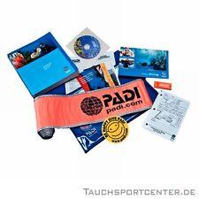 PADI Advanced Open Water Diver (AOWD) Crewpack Deutsch