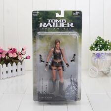 Tomb Raider Lara Croft Action Sammler Figur Underworld PS2 Classic Film Figuren