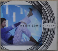 DAVID BOWIE - SURVIVE - CD SINGOLO ( 4 TRACCE )