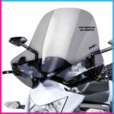 PUIG PARABRISE TOURING II DUCATI STREETFIGHTER 1100 ANNEE 09-12 FUME CLAIRE