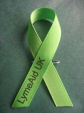 LymeAid UK awareness ribbon charity lyme disease