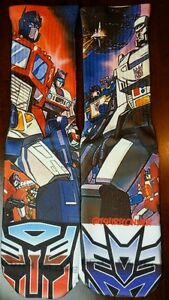 Custom The Transformers Dry Fit socks gamma laney X XII Fighter