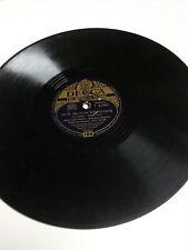 Kurt Adolf Thelen/WILL GLAHE-al 30.mai è mondo affondamento Decca gomma lacca RAR
