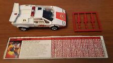 Vintage G1 Transformer Red Alert