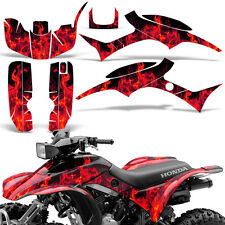 Graphic Kit Honda TRX300EX ATV Quad Decal Sticker Wrap TRX 300 EX 93-06 ICE RED