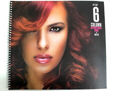Hi Lift Nails Hair Salon Beauty 6 Columns Appointment Book Booking Reminder Note
