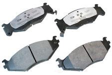 Disc Brake Pad Set-Semi-Metallic Pads Front Tru Star PPM522