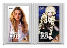 Estella Warren rare MH Coarse Cut #'d 2/3 Tobacco card no. 255