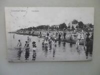 Ansichtskarte Ostseebad Laboe Strandleben um 1910??