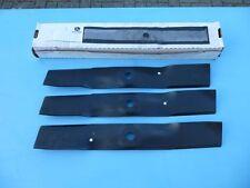 Original JOHN DEERE Messersatz Seitenauswurf 137 cm M143520, 355D, GX355, X320