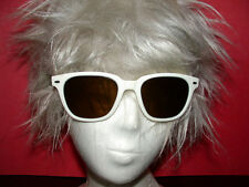 Vintage VUARNET Sunglasses 4088 088 WHITE City Sport with SKILYNX Lenses