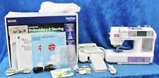 Brother SE400 Computerized Sewing & Embroidery Machine 67 Built-In Stitches