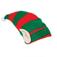 Adult Elf Ears Party Hat Christmas Secret Santa Fancy Dress Costume Accessory Pr