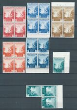 Middle East Yemen mnh stamp set in blk/4 - see scan