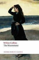 The Moonstone (Oxford World's Classics)-ExLibrary