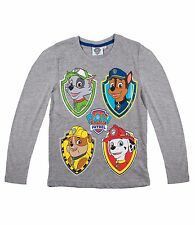 1 Paw Patrol Long Sleeved Top / T-shirt.3 4 5 6 or 8yrs Blue 3 Years