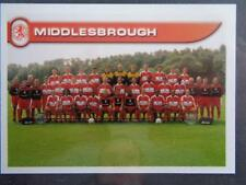 Merlin Premier League 2001 - Team Photo Middlesbrough #290
