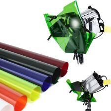 """Color Gel Filter paper 7 set for Photo Camera Studio Soft Light 16""""x20"""""""