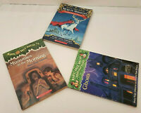 Magic Tree House Books Paperback Mary Pope Osborne Lot Of 3