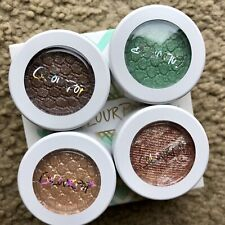 Colourpop Beach Please Super Shock Shadow Collection Set New In Box