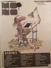 MONO n.7- copertina Silvia Ziche - Tunué