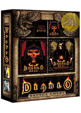 Diablo 2 Battlechest inkl. Lord of Destruction EU PC CD Key Download Code