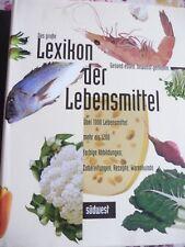 Das große Lexikon der Lebensmittel Buch