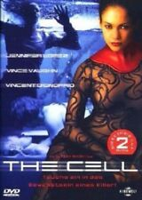 THE CELL - Director´s Cut - 2 DVD (FSK 18)