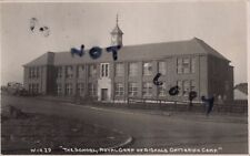 Panoramic view of the School Royal Corps of Signals Catterick Camp