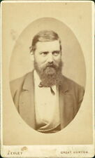 Great Horton. Gentleman by Exley  Boxell Carte de Visite Photograph CDV  DC.40