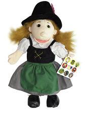 Flat Friends Germany Girl hand puppet