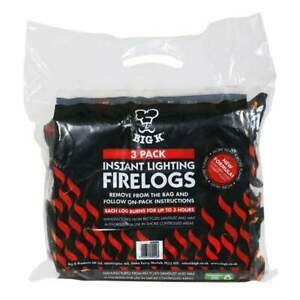 Big K Instant Lighting Firelogs