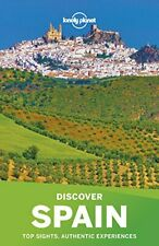 Lonely Planet Discover Spain by Lonely Planet, Anthony Ham