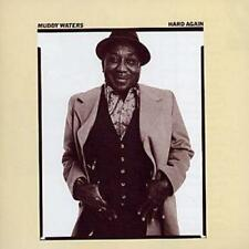 Muddy Waters Hard Again CD Blues Jazz 2004