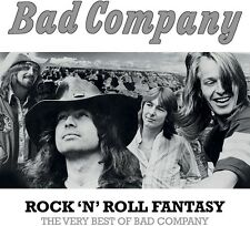Rock N Roll Fantasy: The Very Best Of Bad Company - Bad Company (2015, CD NEUF)