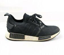 adidas NMD R1 PK Primeknit Japan Black White Boost UK 9 EU 43.3 Rare