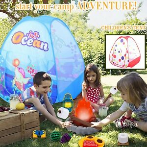 Baby Ocean Ball Animal Ocean Dinosaur Pattern Indoor Game Educational Tent Toy