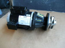 Flynt Water Pump SS stainless FP 560BT3 56085MTR 3/4 hp 115 230 electric motor