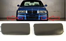 BMW 3 SERIES E36 92-98 FRONT FOG LIGHT COVERS PAIR RIGHT LEFT 318i 325i 328i M3