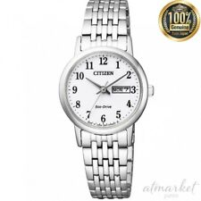 NEW CITIZEN COLLECTION Watch Eco Drive EW3250-53A Women's genuine from JAPAN