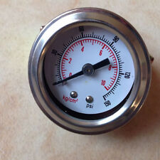 -76cmHg/-30inHg 1/4PT 50Vacuum Pressure Gauge 50MM High Quality